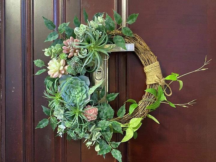 FAQ About Succulent Wreaths